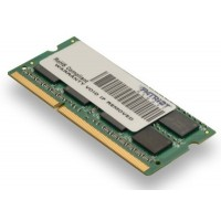 SO-DIMM 2GB DDR3-1333MHz PATRIOT CL9 DR