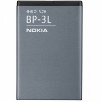 Baterie T6 Power kompatibilní s Nokia BP-3L, 1300mAh, Li-ion