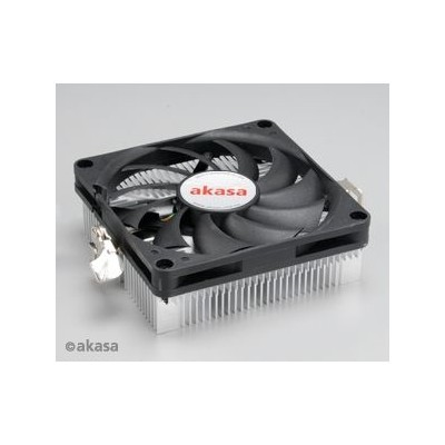 chladič CPU Akasa AK-CC1101EP02 - low profile