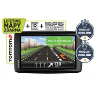TomTom START 25 Regional LIFETIME mapy, 5""