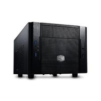 CoolerMaster case mini ITX Elite 130, black,USB3.0