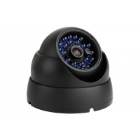 Kamera Zmodo 1/3 Sony CCD 420TVL Metal Dome IR Camera