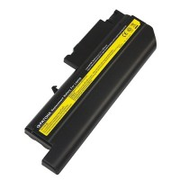 Aku IBM Thinkpad T40/T41 6600mAh Li-Ion 10,8V