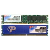 1GB DDR 333Mhz  PATRIOT CL2.5