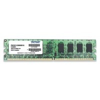 1GB DDR2 800MHz Patriot CL6 SR