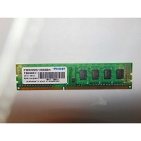 2GB DDR3 1333MHz Patriot CL9 single rank