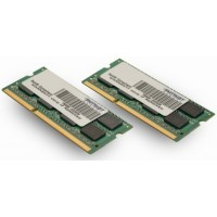SO-DIMM 8GB DDR3-1333MHz PATRIOT CL9, kit 2x4GB