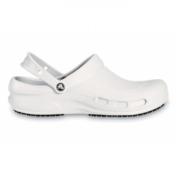 96c0a1b6b77 Pracovní obuv (boty) Crocs Bistro - White