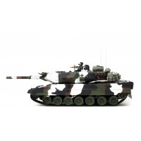 RC tank Airsoft German Leopard 2A5 Winter