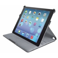 Pouzdro Trust Stile Hardcover Skin & Folio pro Apple iPad Air