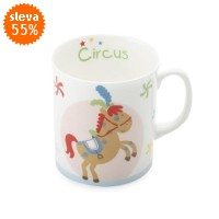 Maxwell & Williams hrneček Pony Childrens Circus, 300 ml