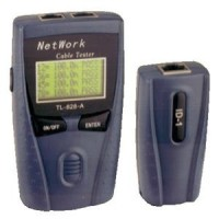 Network Cable Tester TL-828-A - Display