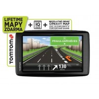 TomTom START 20 Regional LIFETIME mapy, 4.3""