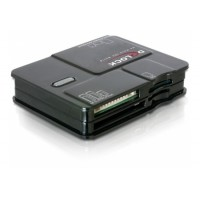 DeLock Card Reader USB2.0 All in1 6xSlots