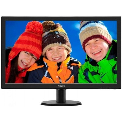 "27"" LED Philips 273V5LHAB - Full HD, HDMI, rep"