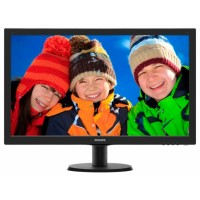 "27"" LED Philips 273V5LHSB - Full HD, HDMI"