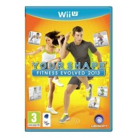WiiU Your Shape Fitness Evolved 2013