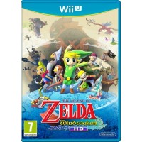 WiiU The Legend of Zelda:The Wind Waker HD