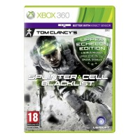 X360 TC Splinter Cell Blacklist D1 Edition