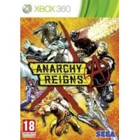 X360 Anarchy Reigns