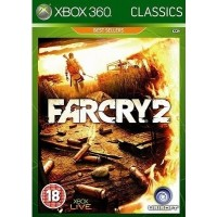 X360 Far Cry 2 Classics