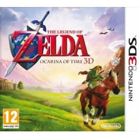 3DS The Legend of Zelda: Ocarina of Time