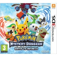 3DS Pokemon Mystery Dungeon: Gates to Infinity