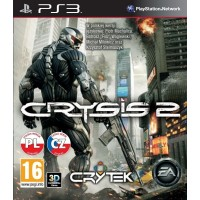 PS3 Crysis 2 Essentials
