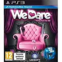 PS3 We Dare - Move exclusive