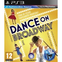 PS3 Dance on Broadway - Move exclusive