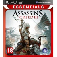 PS3 Assassins Creed III. CZ Essentials