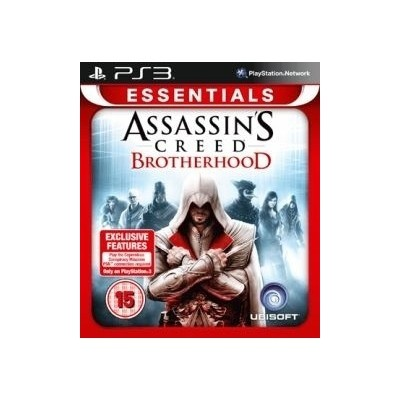 PS3 Assassins Creed Brotherhood Essentials