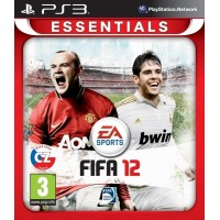 PS3 FIFA 12 Essentials