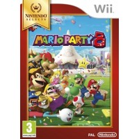 Wii Mario Party 8 Nintendo Select