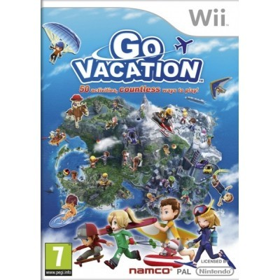 Wii Go Vacation