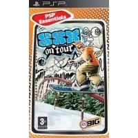 PSP SSX On Tour Essentials