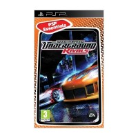 PSP Need For Speed Underground Rivals Essentials