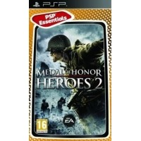 PSP Medal of Honor Heroes 2 Essentials