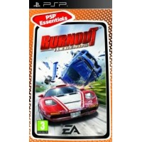 PSP Burnout Legends Essentials