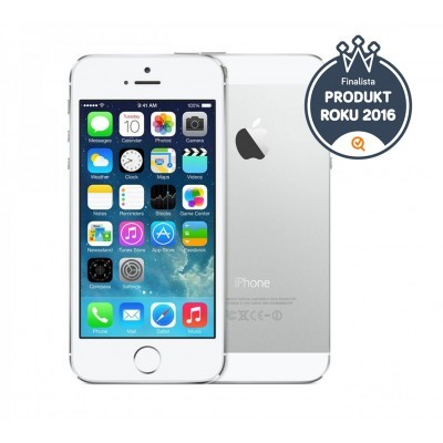 Apple iPhone 5S 16GB - stříbrný (Silver)