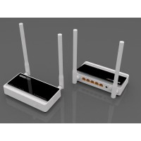WiFi router Totolink  N200RE AP/router/repeater/client, 4x LAN, 1x WAN (2,4GHz, 802.11n) 300Mbps, 2 SSID