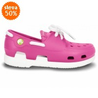 Crocs Beach Line Lace Boat Shoe Kids