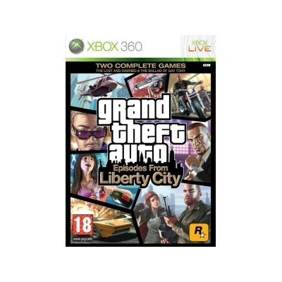 X360 - GTA: EPISODES FROM LIBERTY CITY