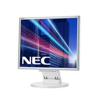 "17"" LED NEC E171M - 1280x1024, DVI, rep,HAS,slvr"