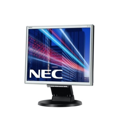"17"" LED NEC E171M - 1280x1024, DVI, rep,HAS,blk"