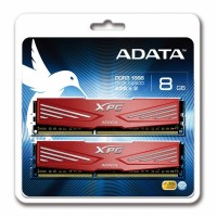 ADATA 8 GB DDR3-1866Mhz XPG CL10 red, kit 2x4GB