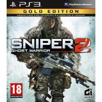 PS3 - Sniper: Ghost Warrior 2 GOLD