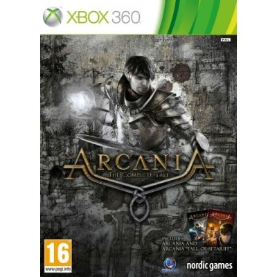 X360 - ArcaniA The Complete Tale
