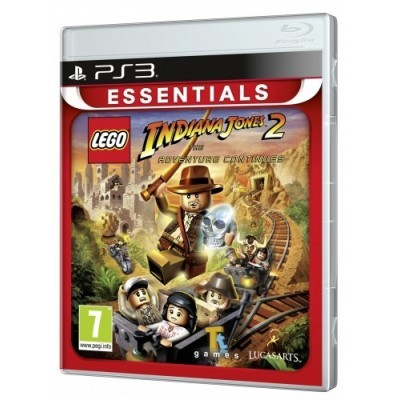 PS3 - LEGO Indiana Jones 2