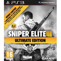 PS3 - Sniper Elite 3 Ultimate Edition